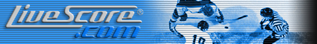 LiveScore.com Soccer your no.1 LiveScore service since 1998